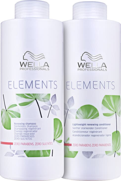 Kit Wella Professionals Elements Renewing Salon (2 Produtos)