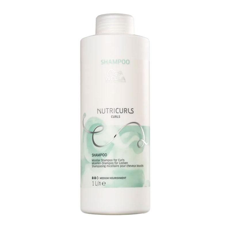 Shampoo Wella Nutricurls 1 Litro (Cachos)