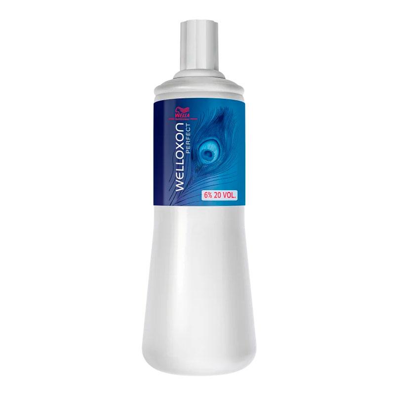 Água Oxigenada Wella Welloxon 6% 20 Volumes 1 Litro