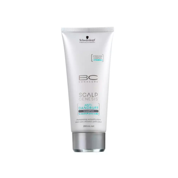 Shampoo Bonacure Scalp Genesis Anti-Caspa 200ml Schwarzkopf