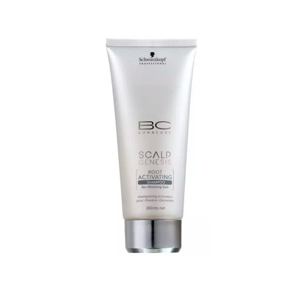 Shampoo Bonacure Scalp Genesis Ativador Raízes 200ml Schwarzkopf