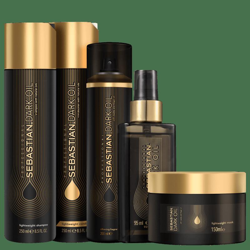 Kit Sebastian Professional Dark Oil Premium (5 Produtos)
