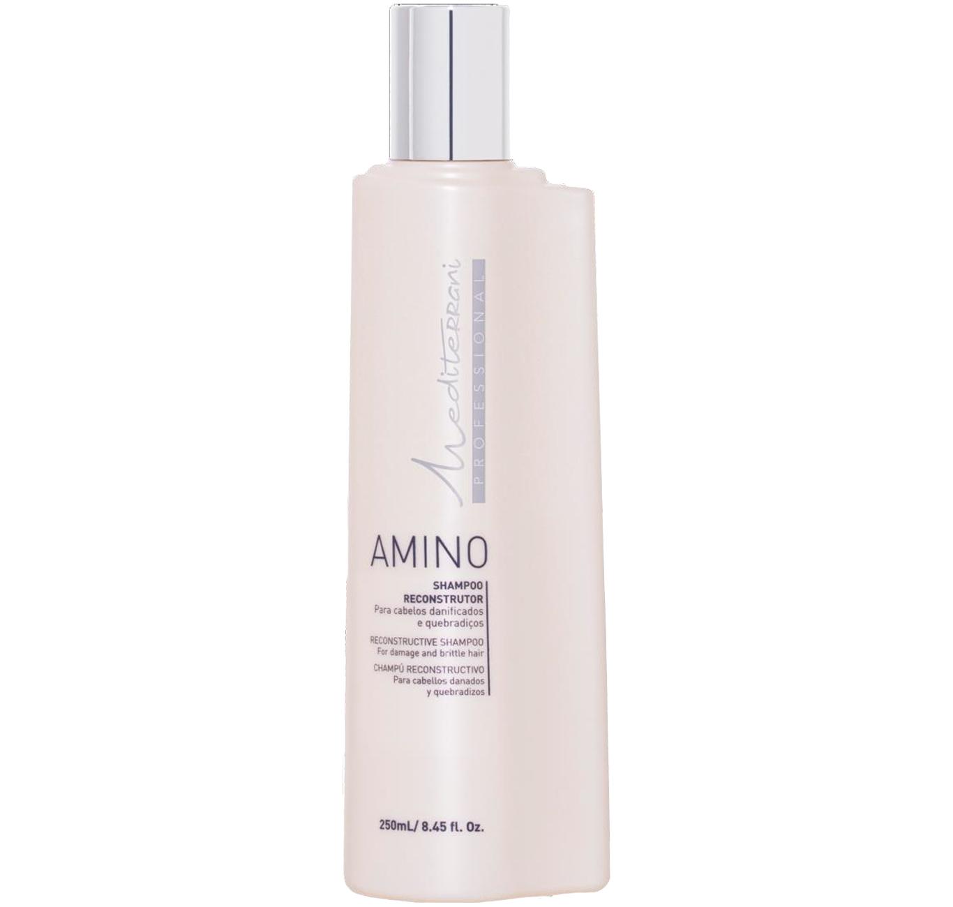 Amino Shampoo Reconstrutor 250 ml Mediterrani