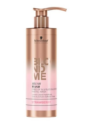 Shampoo Blonde Me Blus Rosado 250ml Schwarzkopf