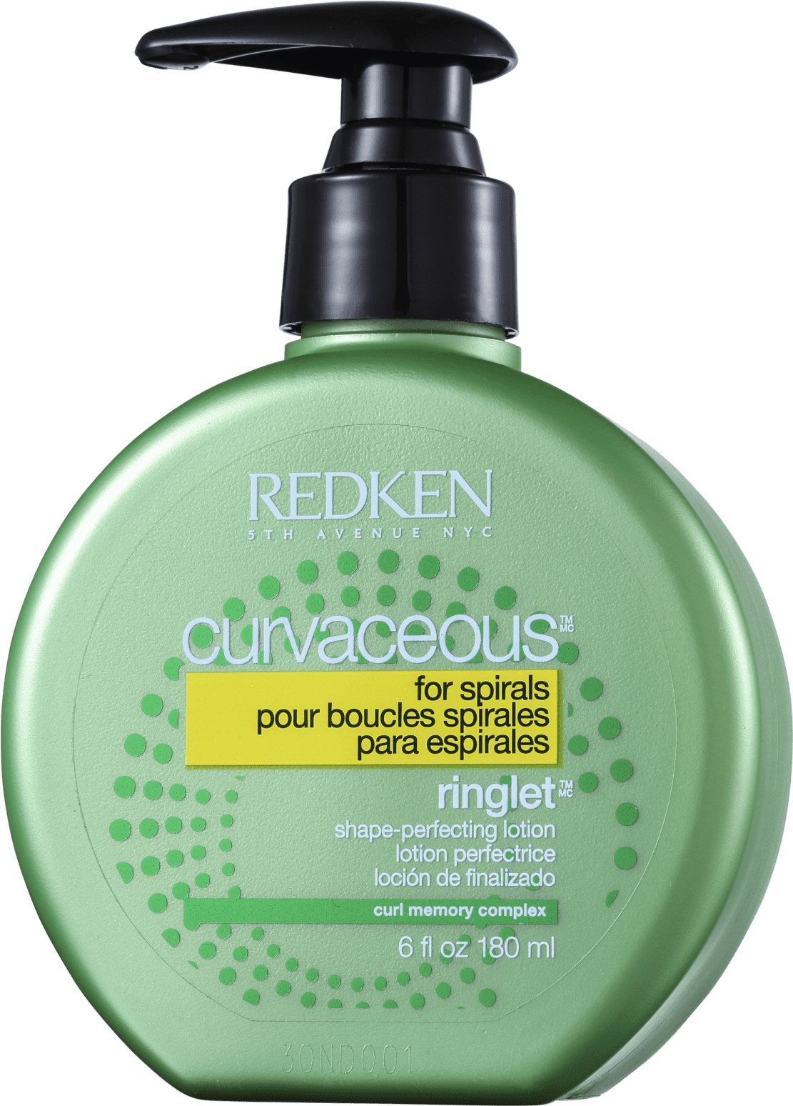 Curvaceous Ringlet Leave In Anti Frizz 180ml Redken