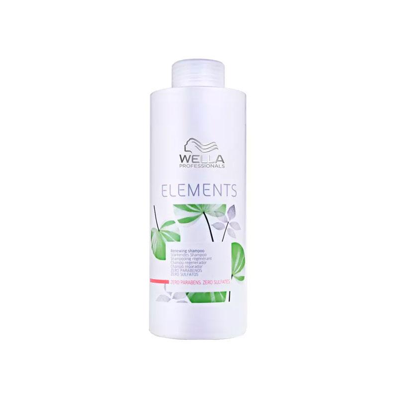 Shampoo Wella Elements Shampoo 1 Litro
