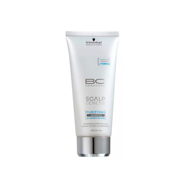 Shampoo Bonacure Scalp Genesis Purificante 200ml Schwarzkopf