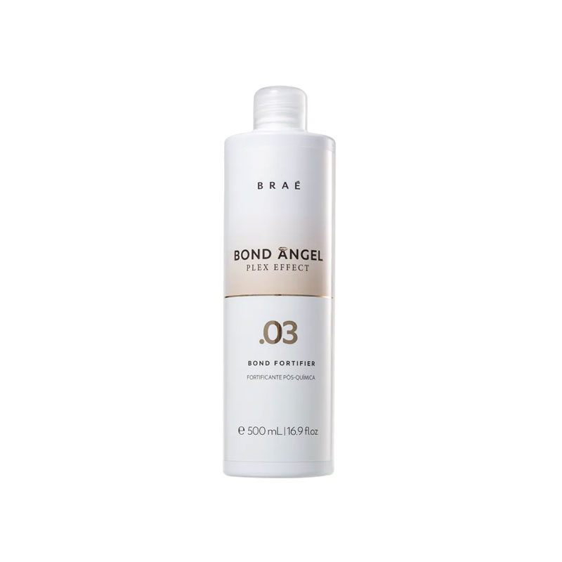 Braé Bond Angel Fortificante Pos Quimica Passo 3 - 500ml