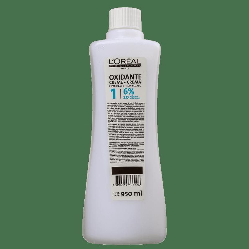 Agua Oxigenada Creme 20 Vol. 950Ml Loreal