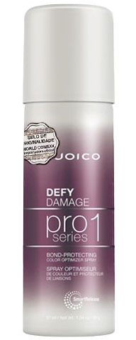 Tratamento Pre-química Defy Damage Pro 1 Serie Bond Color O. Spray 57ml