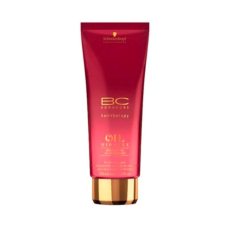 Shampoo Bonacure Oil Miracle Brazilnut 200ml Schwarzkopf