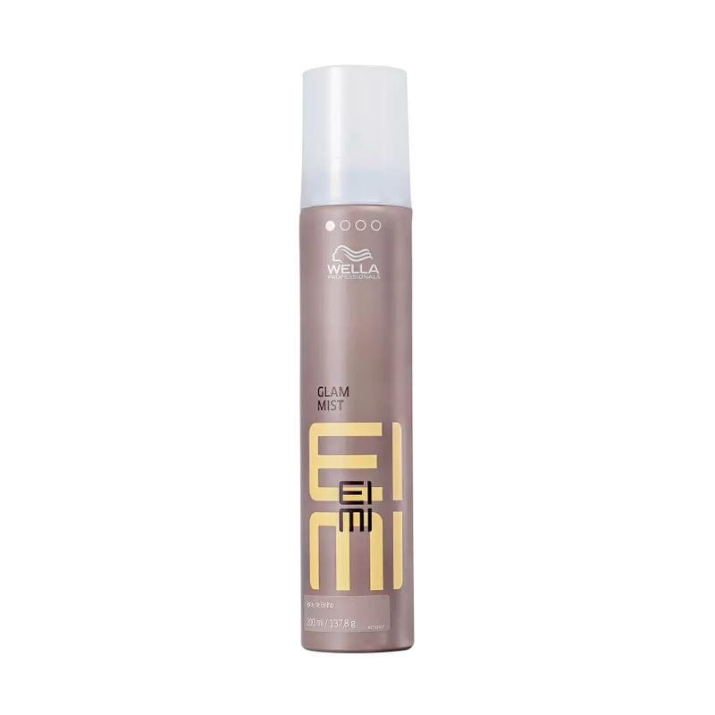 Finalizador Wella Eimi Glam Mist Spray Brilho 200ml