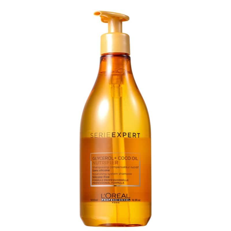Shampoo Nutrifier 500ml Loreal