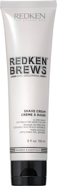 Brews Shave Cream Creme De Barbear 150ml Redken