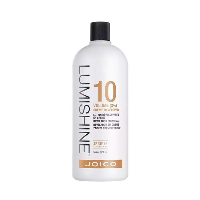 Joico Agua oxigenada Lumishine Creme 10 Vol 3% 946