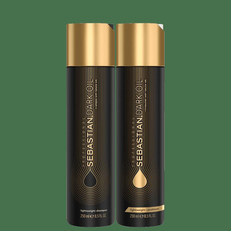 Kit Sebastian Professional Dark Oil Home Care Duo (2 Produtos)