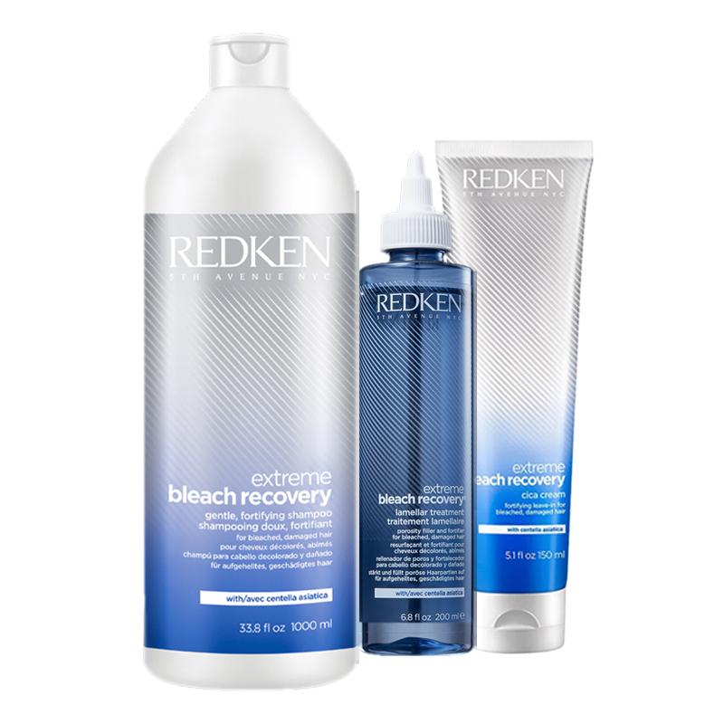 Kit Redken Extreme Bleach Recovery (3 produtos)