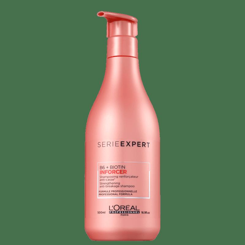Shampoo Inforcer 500ml Loreal