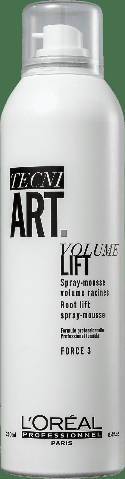 Finalizador Mousse Raiz Tecni Art Volume Lift 250ml Loreal