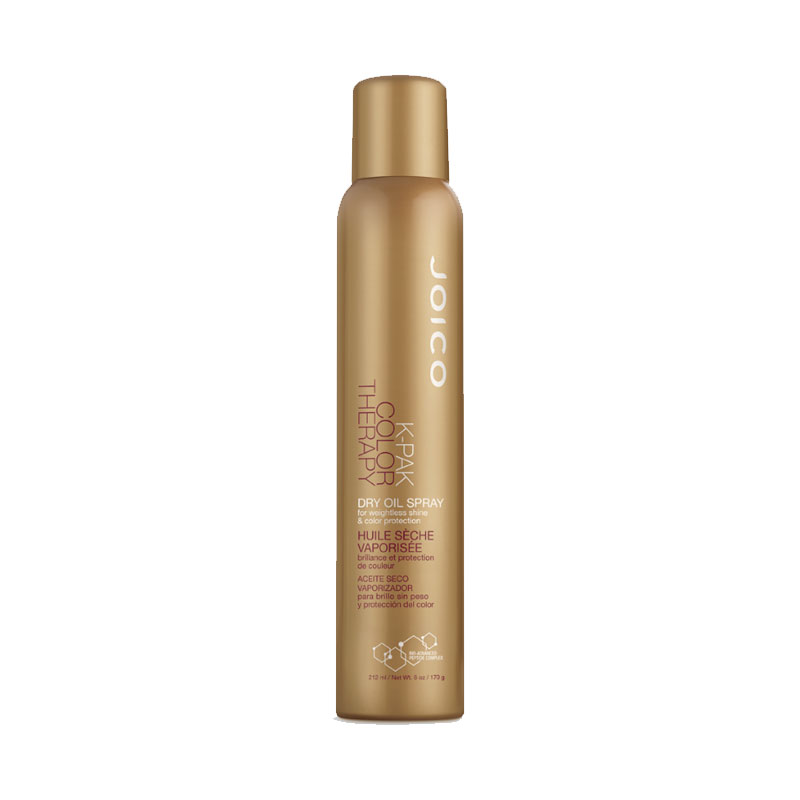 K-PAK COLOR THERAPY - DRY OIL 106045 212 ML JOICO