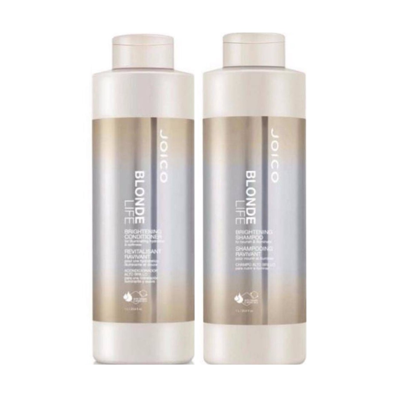 Kit Blonde Life (Shampoo 1L + Condicionador 1L)