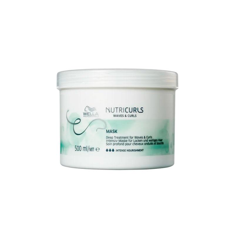 Máscara Wella Nutricurls 500ml (Cachos)