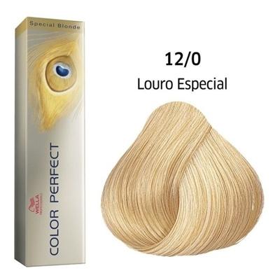 Coloração Wella Louro Especial 12/0 - 60 G