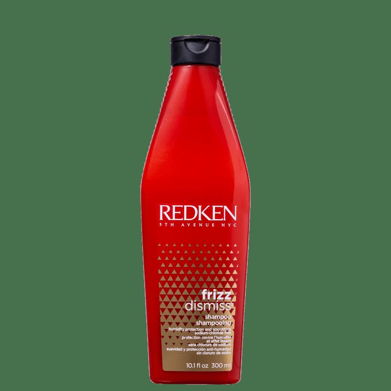 Frizz Dismiss Shampoo 300ml Redken