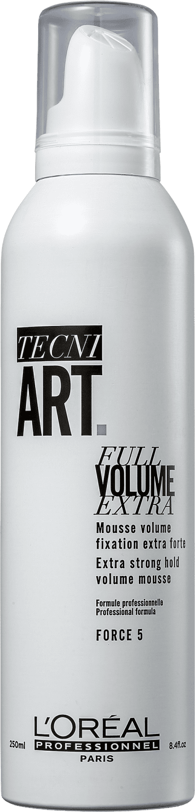Finalizador Mousse Tecni Art Full Volume Extra Forte 250ml L
