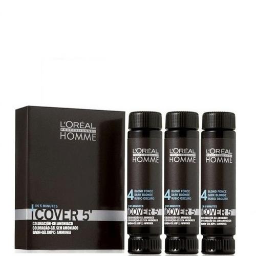Tonalizante Cover 5. 4 3 X 50ml Loreal
