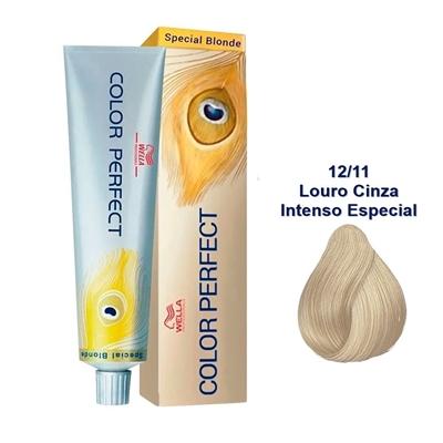 Coloração Wella Louro Especial Cinza Intenso 12/11 - 60 G