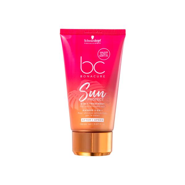 Máscara Bonacure Sun 2 Em 1 - 150ml Schwarzkopf