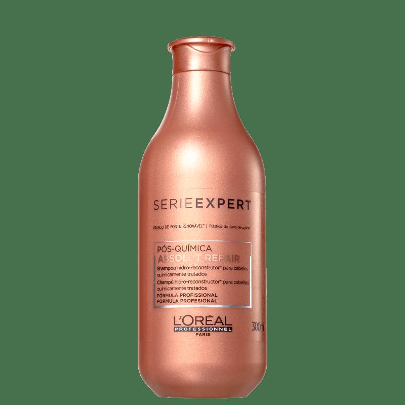 Shampoo Absolut Repair Pós Química 300ml Loreal