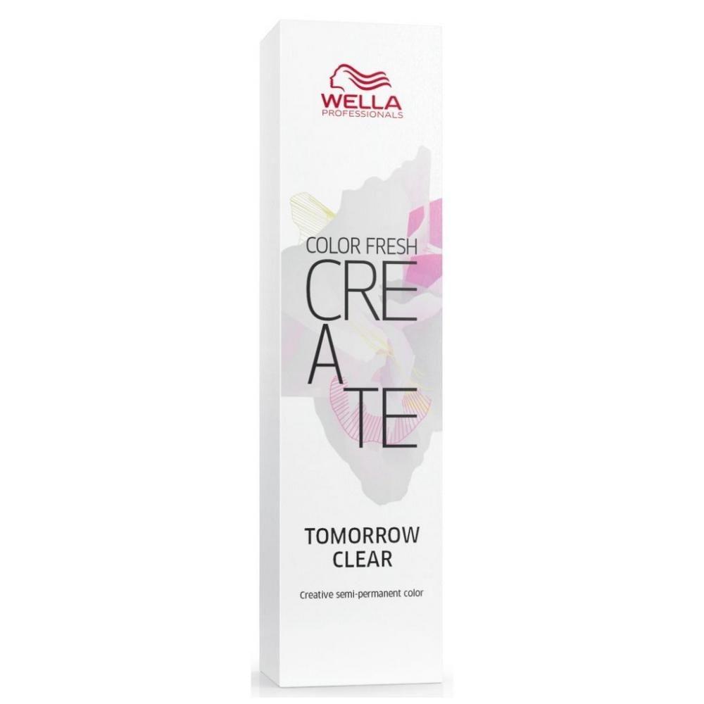 Coloração Wella Fantasia Color Fresh Create Tomorrow Clear 60ml