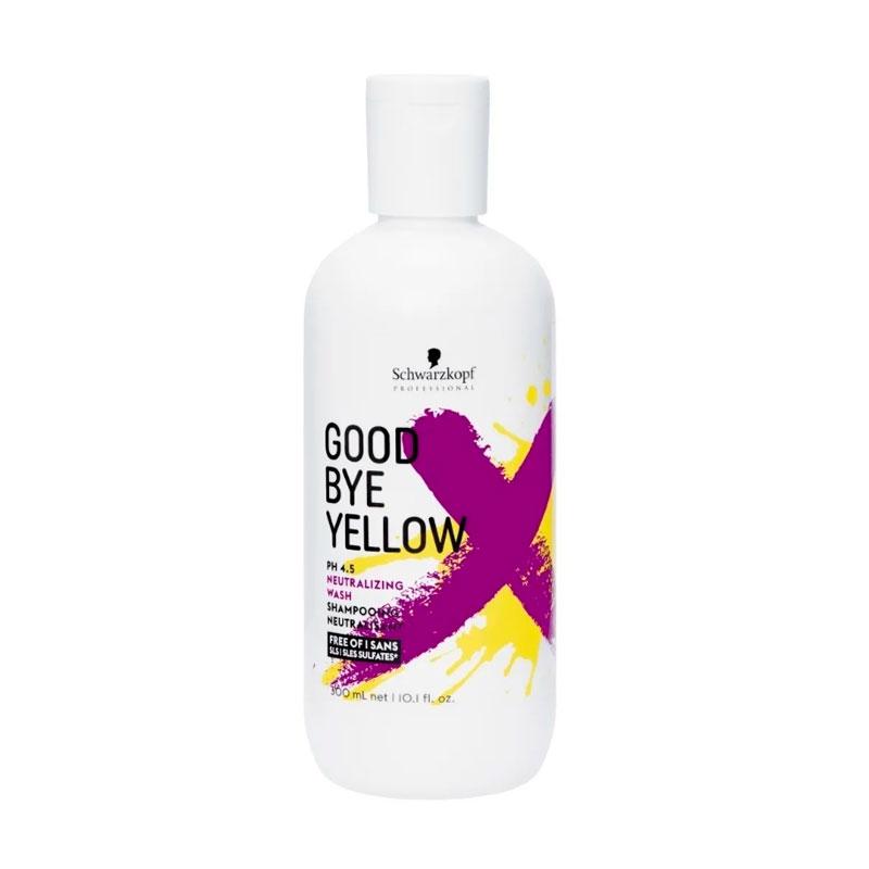 Shampoo Gby - Anti Amarelo Neutralizante 300ml Schwarzkopf