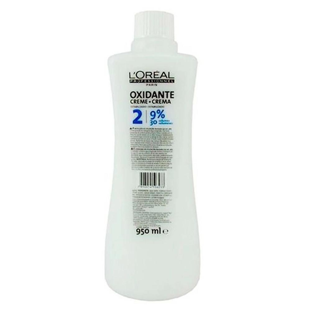 Agua Oxigenada Creme 30 Vol. 950Ml Loreal
