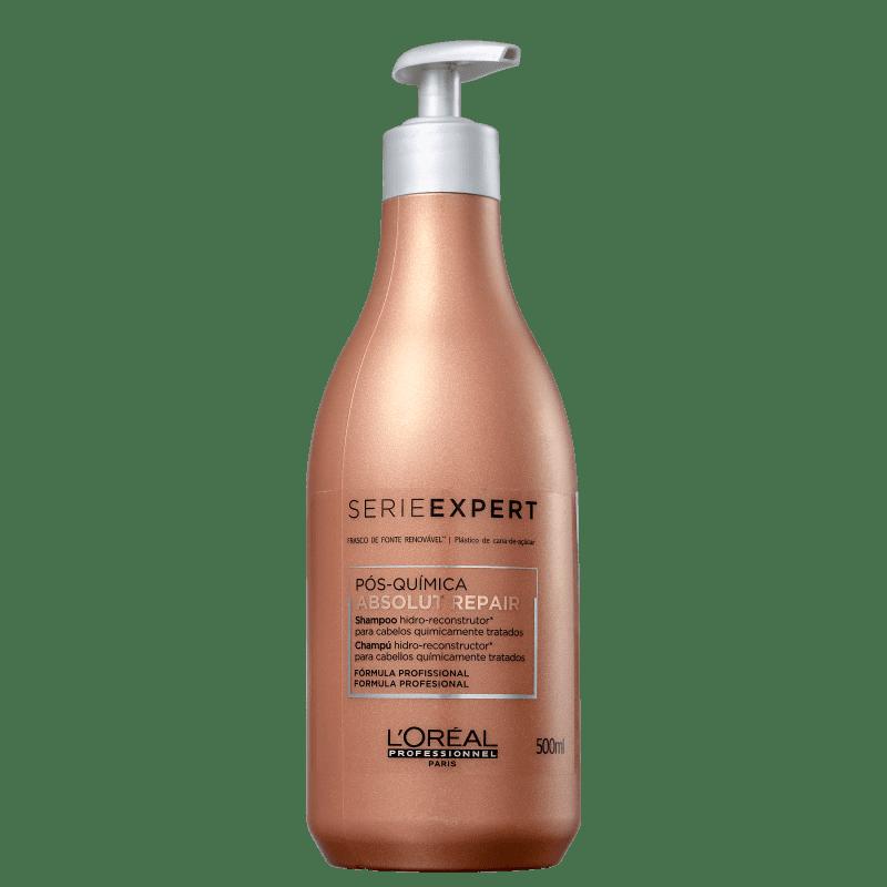 Shampoo Absolut Repair Pós Química 500ml Loreal