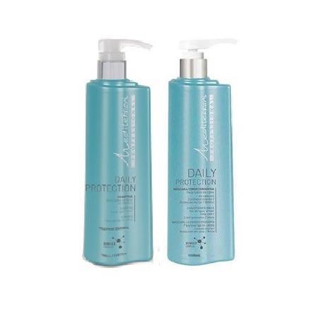 Kit Daily Protection Home (Shampoo + Máscara Condicionadora 1L)