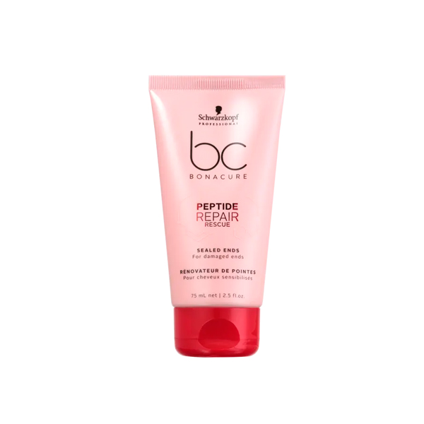 Bonacure Peptide Repair Rescue Sérum Pontas Danificadas - Seled-End - 75ml Schwarzkopf