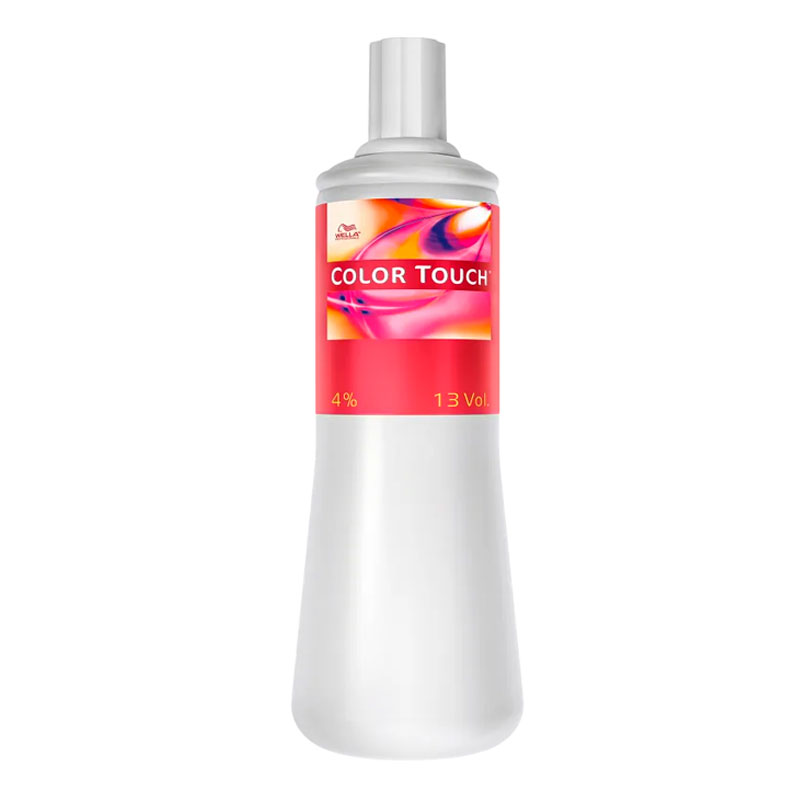 Wella Emulsão Color Touch 4% 1 Litro